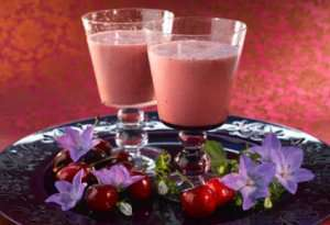 Prøv også Morell- og kirsebærsmoothie.