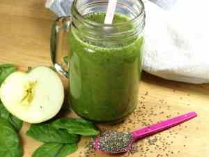 Prøv også Grønn smoothie med spinat.