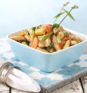Prøv også Kylling chop suey.