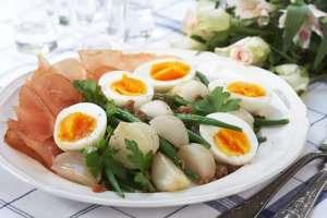 Prøv også Provençalsk bønnesalat med egg.