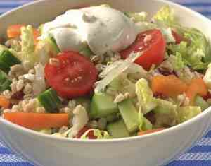 Prøv også Lunsjsalat med byggryn.