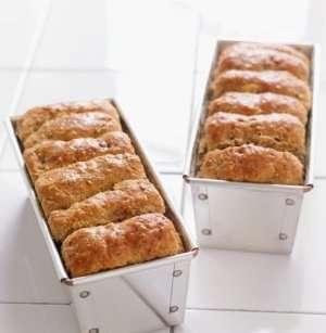 Prøv også Nøtteliten sitt sconesbrød.