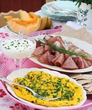 Prøv også Spekemat med eggerøre 1.