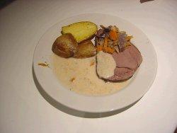 Prøv også Hjortestek med fløtesaus.