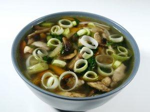 Prøv også Chicken noodle soup.