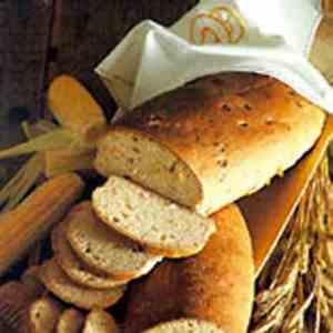 Prøv også Helena's corn bread.