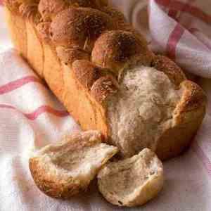 Prøv også Parmesan/oregano-brød.