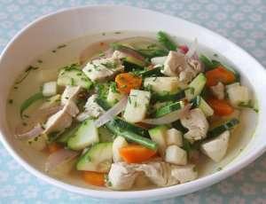 Prøv også Høstsuppe med kylling.