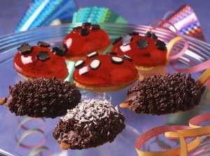 Prøv også Muffins i morsomme varianter.