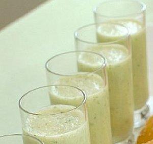 Prøv også Aspargessuppe med butterdeigsnipper.