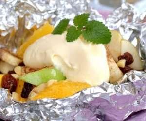Prøv også Lun fruktsalat med råkrem.