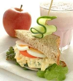 Prøv også Sandwich med eggesalat til 4.