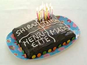 Les mer om Sjokoladekake i langpanne 5 hos oss.