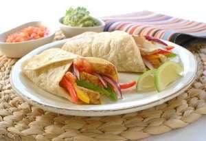 Prøv også Meksikanske kyllingfajitas 2.