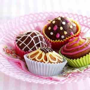 Prøv også Grunnoppskrift muffins.