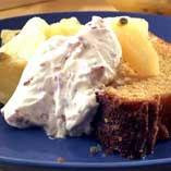 Prøv også Påskekake med safran og ananassalsa.