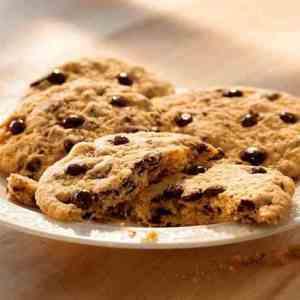 Cookies oppskrift.
