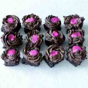Prøv også Sjokoladetrøffelkaker.