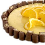 Prøv også Appelsinkake fra Dansukker.