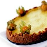 Prøv også Sitron-ostekake.