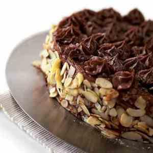 Prøv også Sjokolade-mokkakake.