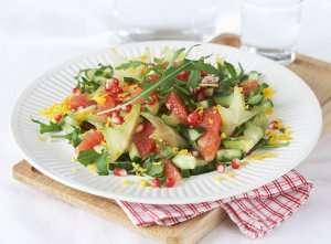 Prøv også Frisk grapefruktsalat.