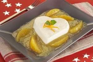 Prøv også Sitronhjerter med appelsinsaus.