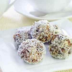 Prøv også Sjokoladekuler med sukrin.