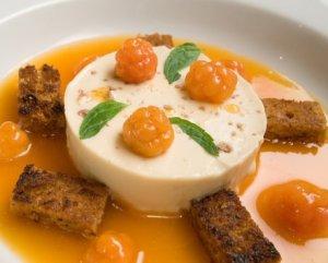 Prøv også Multesuppe med tjukkmjølkspudding og søte krydderbrød krutonger.