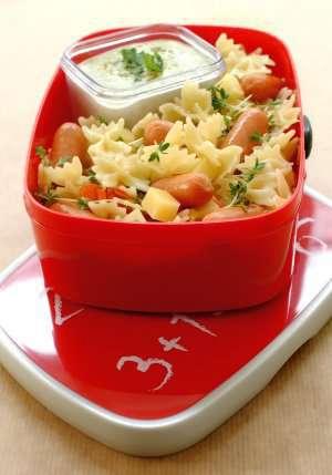 Prøv også Pastasalat i boks..