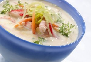 Try also Fiskesuppe 7.