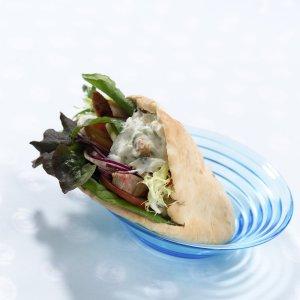 Prøv også Pitabrød med kylling og tzatziki 1.