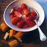 Prøv også Hvitvinsmarinerte jordbær.