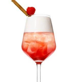 Prøv også Martini Royale.