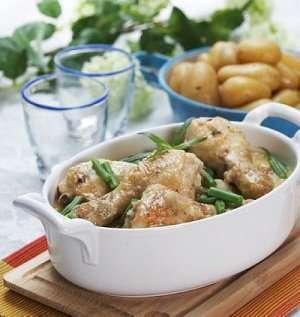Prøv også Festgryte med kyllinglår.