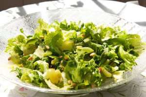 Prøv også Grønn sprek salat.