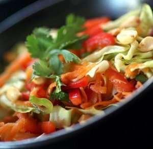 Prøv også Asiatisk coleslaw.