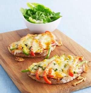 Prøv også Varme ostesmørbrød 2.