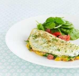 Prøv også Eggehviteomelett.