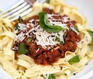 Prøv også Pasta Bolognese med Quorn.