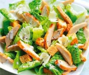 Prøv også Cæsar Salad med Quorn biter.