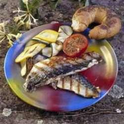 Prøv også Makrellfilet med squash og tomat.