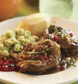 Prøv også Kjøtt i mørke med lammekjøtt.