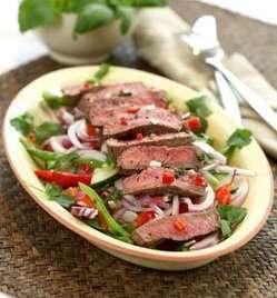 Prøv også Thaiinspirert salat.