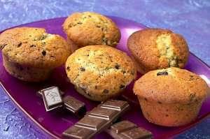 Prøv også Sjokolademuffins med valmuefrø.
