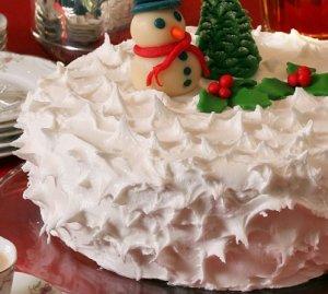 Prøv også Engelsk julekake (Rich fruit cake).