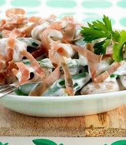 Prøv også Sommerlig pastasalat.
