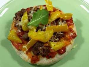 Prøv også Pitapizza med tacosaus.