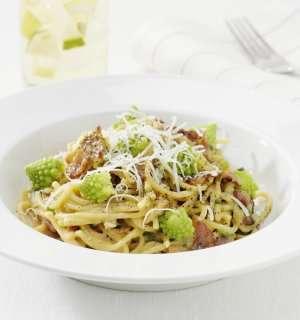Spaghetti Carbonara fra Barilla oppskrift.