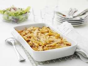 Prøv også Pennette Gratinato, Pastagrateng med Pennette Rigate.